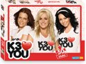 K3 Puzzel - K3 loves you