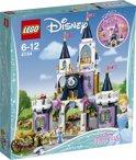 LEGO Disney Princess Assepoesters Droomkasteel - 41154