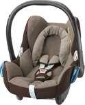 Maxi-Cosi CabrioFix Earth Brown (0-13kg)