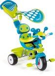 Smoby Baby Driver Confort Sport - Driewieler - Blauw/Groen