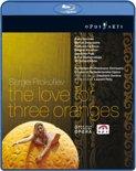 Vernhes/Defontaine/Piau/Rotterdam P - The Love For Three Oranges