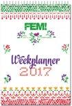 FEM! weekplanner 2017