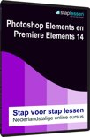 Staplessen Adobe Photoshop Elements en Premiere Elements 14 - Nederlands / Windows / Mac