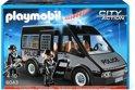 Playmobil Politie celwagen met licht en geluid - 6043