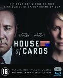 House Of Cards -  Seizoen 4 (USA) (Blu-ray)