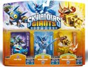 Skylanders Giants: Adventure Triple Pack Pop Fizz, Trigger Happy, Whirlwind