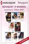 Bouquet e-bundel nummers 3400 - 3407, 8-in-1