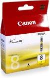 Canon CLI-8Y - Inktcartridge / Geel