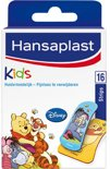 Hansaplast Junior Winnie The Pooh - 16 stuks - Kinderpleister