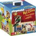 Playmobil Mijn meeneemdieren kliniek - 4374