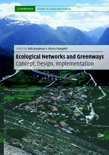 Ecological Networks and Greenways