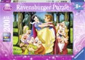 Ravensburger Disney Princess Sneeuwwitje en prins - Puzzel van 200 stukjes