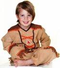 Rose & Romeo, Koby Indian jongens set, camel (3-4 yrs) mt. 98/104