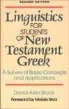 Linguistics for Students of New Testament Greek