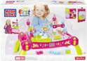 Mega Bloks First Builders Lil' Princess Sparkling Wonderland Tafel