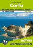 Rother Wandelgidsen - Rother wandelgids Corfu