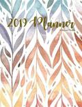 2019 Planner Weekly and Monthly