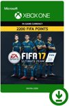 FIFA 17 Ultimate Team: 2200 FIFA Points - Xbox One