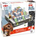The Secret Life of Pets 3D Snakes and Ladders