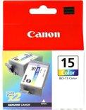 Canon BCI-15 - Inktcartridge / Kleur / Multipack
