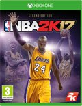 NBA 2K17 -  Kobe Legend Edition - Xbox One