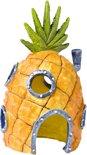 Nickelodeon Decor - Ornament Spongebob Ananashuis - 15(H)x9x8 CM - Oranje