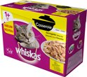 Whiskas Casserole - Adult - Gevogelte - Selection in Gelei - 4 x (12 x 85) gr