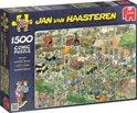 Jan van Haasteren Boerderij - Puzzel - 1500 stukjes