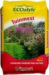 ECOstyle Tuinmest - 18 kg - algemene tuinmeststof voor 180 m2