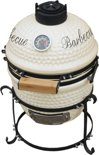 Patton Life Style Collection Kamado Grill 13 Houtskoolbarbecue - Creme
