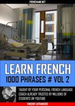 Learn 1000 French Phrases at the hospital - Vol 2