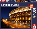 Colosseum by night, 1000 pcs Legpuzzel