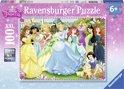 Ravensburger Disney Princess - Puzzel van 100 stukjes
