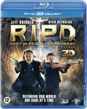 R.I.P.D. Rest In Peace Department (3D Blu-ray)