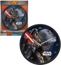 Star wars wandklok Darth father.