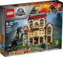 LEGO Jurassic World Indoraptorchaos bij Lockwood Estate - 75930