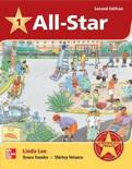 All Star Level 1 Student Book with Workout CD-ROM and Workbook Pack