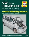 VW Transporter (T5) Diesel Owner's Workshop Manual
