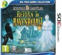 Mystery Case Files: Terug naar Ravenhearst - 2DS + 3DS