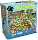 That's Life Puzzel New Zoo - Puzzel