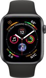 Apple Watch Series 4 - Smartwatch - Spacegrijs - 44mm