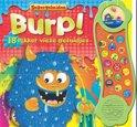 boek Burp! (mega geluidsboek) Paperback 9,2E+15