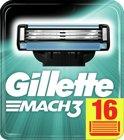 Gillette Mach3 - 16 stuks - Scheermesjes
