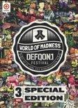 Defqon 1 Festival 2012 (Blu-ray+Dvd+Cd)
