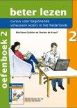 Beter lezen bij de teksten 22 - 42 Oefenboek 2