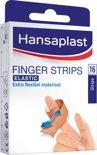 Hansaplast Fingerstrips - 16 stuks - Pleisters