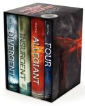 Divergent Trilogy boxset (1-3 and Four: A Divergent Collection)
