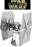 Metal Earth TIE Fighter Episode 7 - 3D puzzel