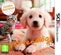 Nintendogs + Cats: Golden Retriever + Nieuwe Vrienden - 2DS + 3DS