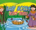 Baby Mozes wordt gered - J. David